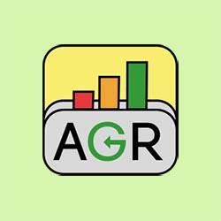 Logo AGR page jaune Belgique France Luxembourg annuaire guide répertoire